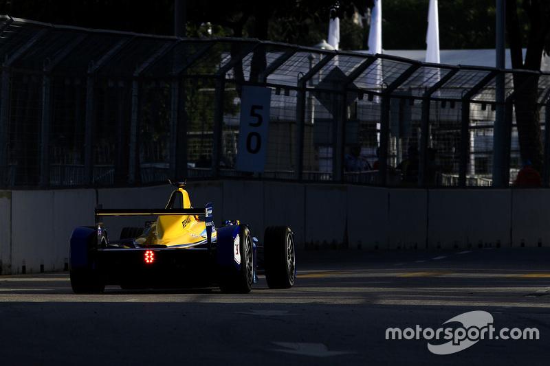 Ніколас Прост, Renault e.Dams