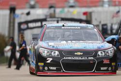 Алекс Боумен, Tommy Baldwin Racing Chevrolet
