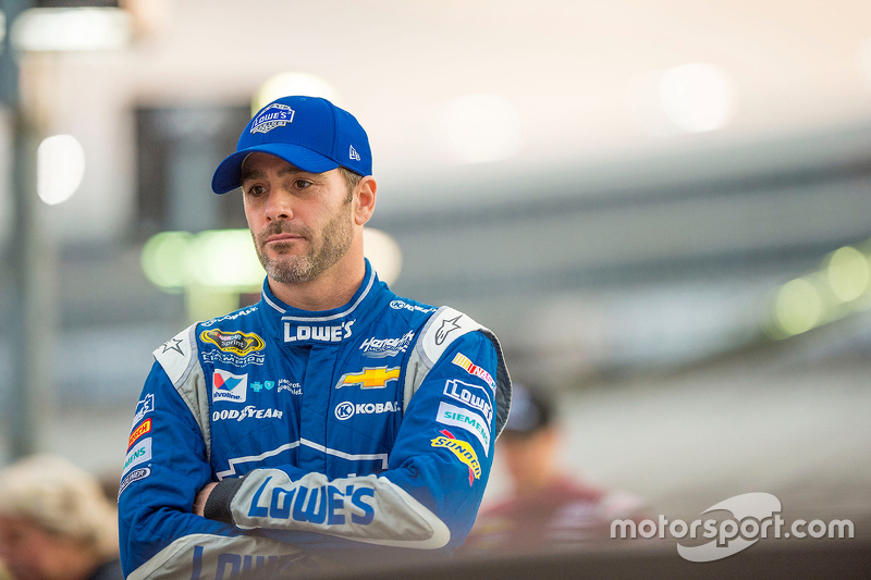 2. Jimmie Johnson