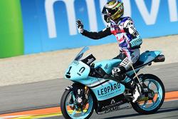 El Campeón del Mundo 2015, Danny Kent, Leopard Racing