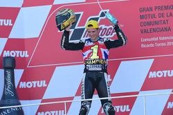 Il Campione del Mondo 2015 Danny Kent, Leopard Racing
