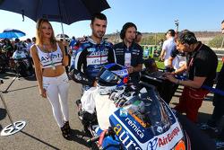 Майк ди Мельо, Avintia Racing Ducati