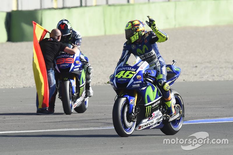 Rossi strandt op vijf punten