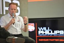 Will Phillips, VP of Technology