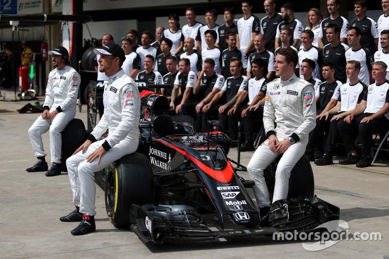 Jenson on, McLaren Honda, Fernando Alonso, McLaren Honda and ...