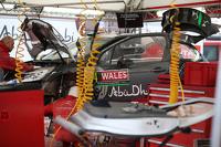 Área del equipo Citroën World Rally