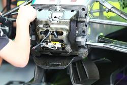 McLaren MP4-30 technisches Detail