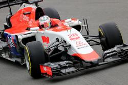 Уілл Стівенс, Manor F1 Team
