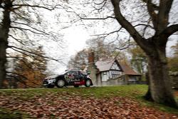 Кріс Міке та Пол Негл, Citroën DS3 WRC, Citroën World Rally Team