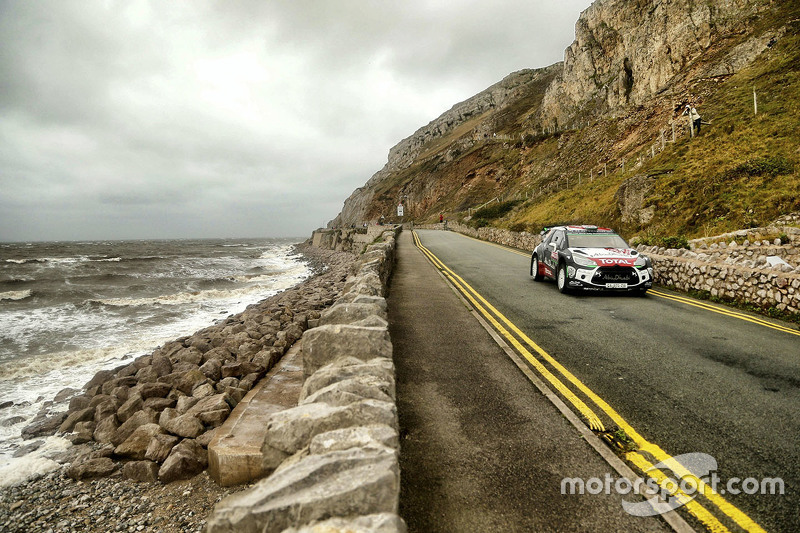Kris Meeke en Paul Nagle, Citroën DS3 WRC