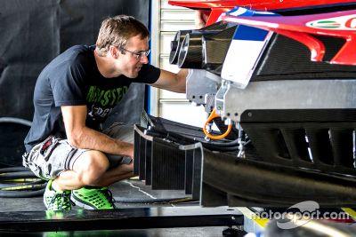 Testes de novembro em Daytona