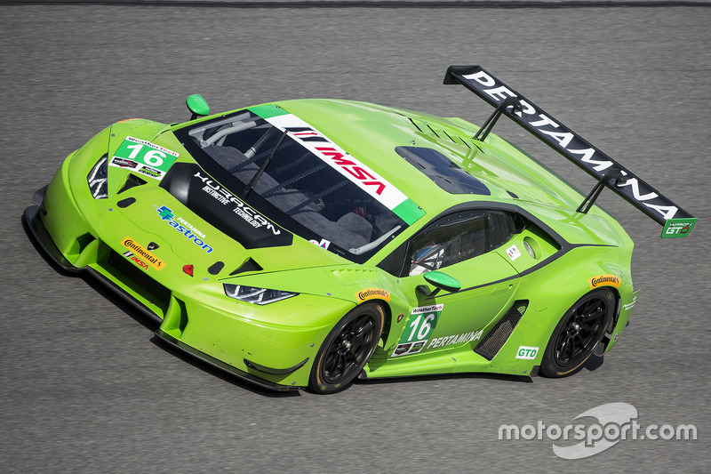 #16 Change Racing, Lamborghini Huracan