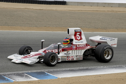 Zak Brown at Laguna Seca