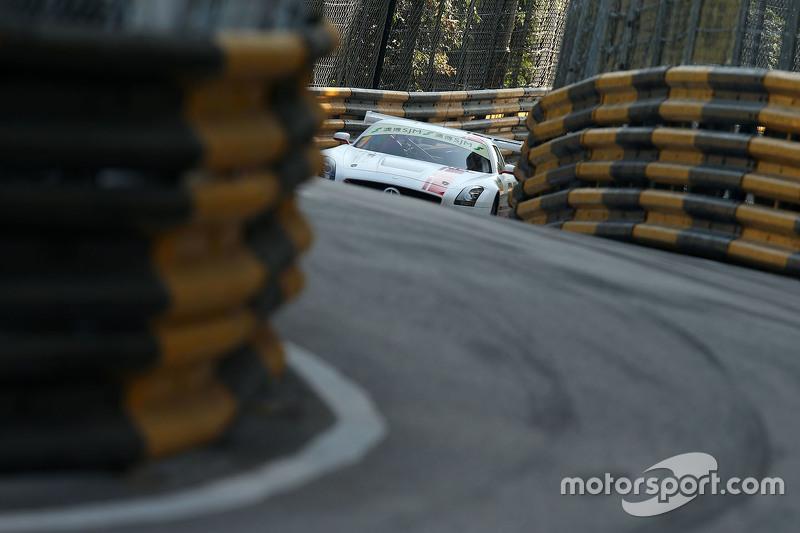 Маро Енгел, Mercedes AMG Driving Academy Mercedes–Benz SLS AMG GT3