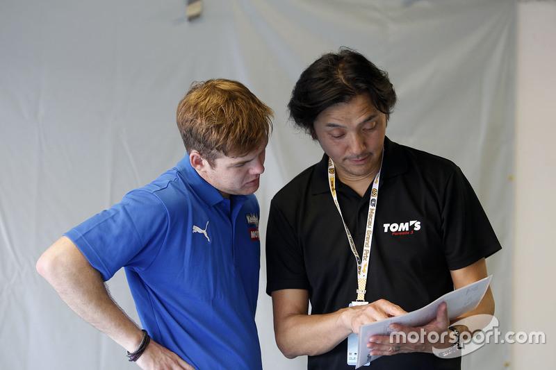 Нік Кессіді, Tom's Dallara Toyota