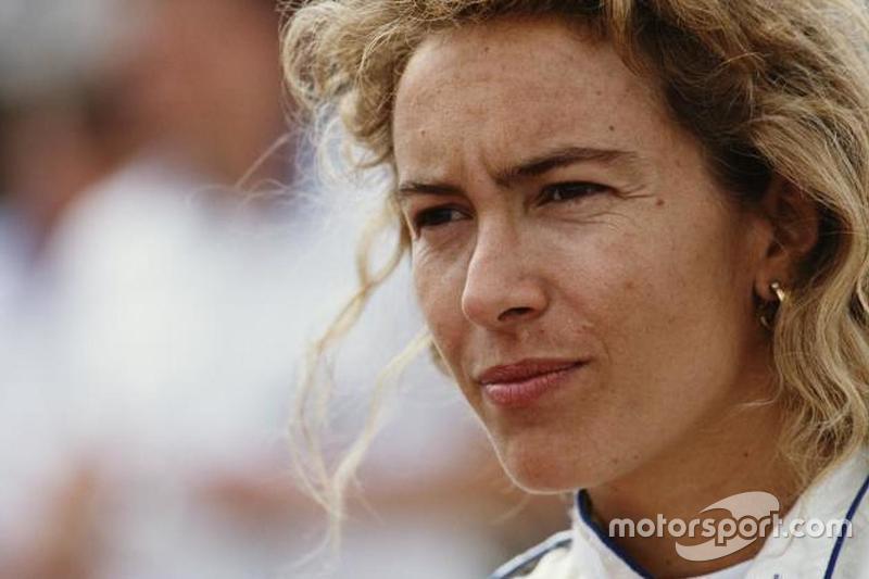 Giovanna Amati foi a última piloto oficial a tentar correr na F1. Em 1992 ela tentou se classificar para os GPs da África do Sul, México e Brasil, mas também não conseguiu.