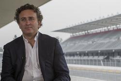 Алехандро Агаг, генеральный директор Formula E