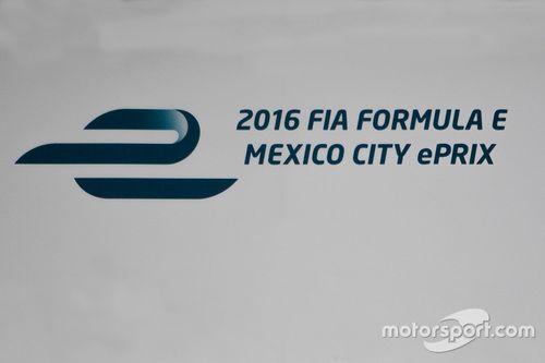 Mexico City Formule E presentatie