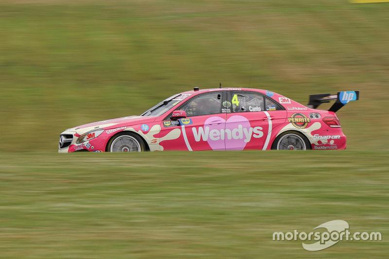 Ash Walsh, Erebus Motorsports, Mercedes
