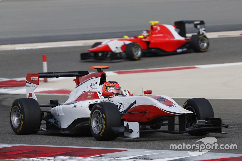 GP3 2015 – Бахрейн, первая гонка