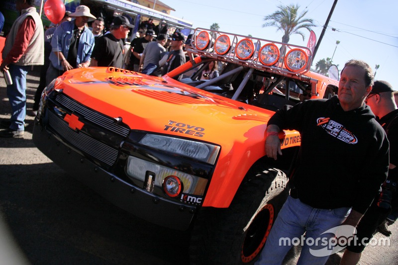 Robby Gordon, Chevrolet