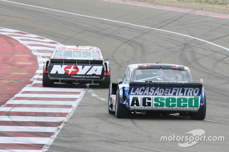 Матіас Россі, Donto Racing Chevrolet, Габріель Понсе де Леон, Ponce de Leon Competicion Ford