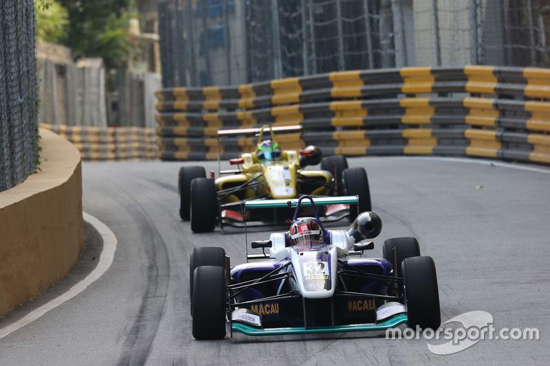 Li Zhi Cong, Jo Zeller Racing Dallara Mercedes