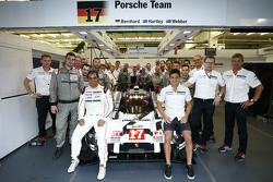 Митч Эванс, Porsche Team