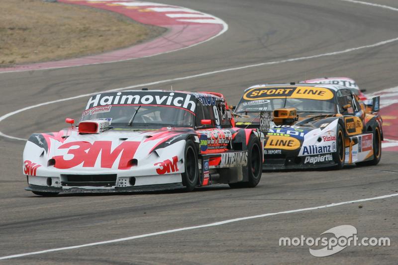 Маріано Вернер, Werner Competicion Ford, Леонель Пернія, Las Toscas Racing Chevrolet