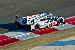 #17 Porsche Team Porsche 919 Hybrid: Juan Pablo Montoya