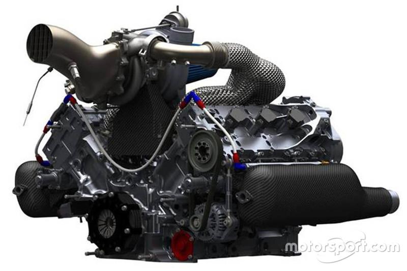 Mecachrome: Motoren