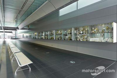 Visita al McLaren Technology Centre
