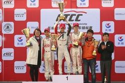 CTCC,北京站,颁奖