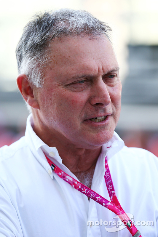 Dave Ryan, Manor Marussia F1 Team Racing Director