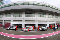 Citroën World Touring Car teamruimte