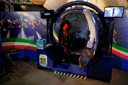 Flying simulator