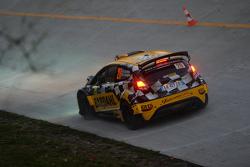Riccardo de Bellis ve David Castiglioni, Ford Fiesta