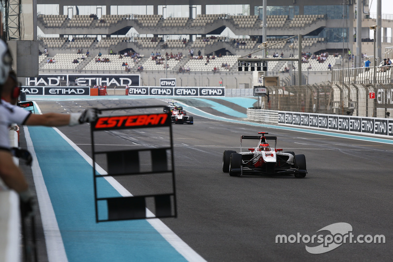 GP3 2015 - Abu Dhabi, Course 1
