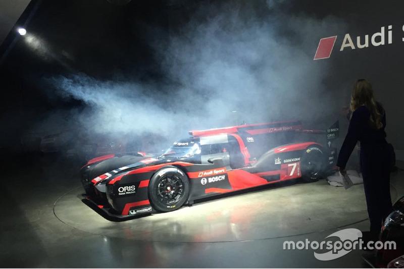 Audi R18 für 2016