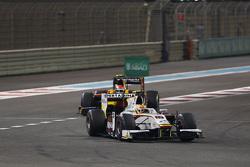 Rio Haryanto, Campos Racing leads Alexander Rossi, Racing Engineering