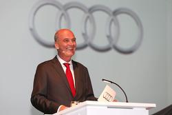 Dr. Wolfgang Ullrich, baas van Audi Sport