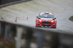 Roberto Rayneri und Flavio Bevione, Ford Fiesta