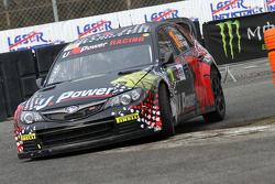 Pierfranco Uzzeni ve Danilo Fappani, Subaru Impreza