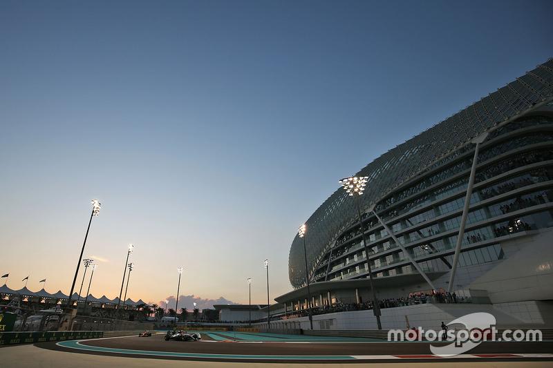 Lewis Hamilton, Mercedes AMG F1 W06