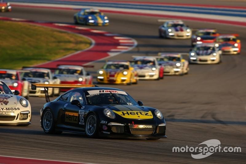 Angel Benitez Jr., JDX Racing
