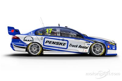 Nuova livrea per DJR Penske Racing