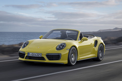 De nieuwe Porsche 911 Turbo S Cabriolet