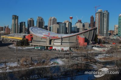 Calgary IndyCar location visit