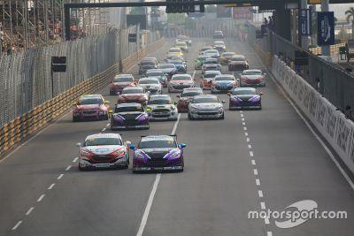 第62届澳门格兰披治大赛车