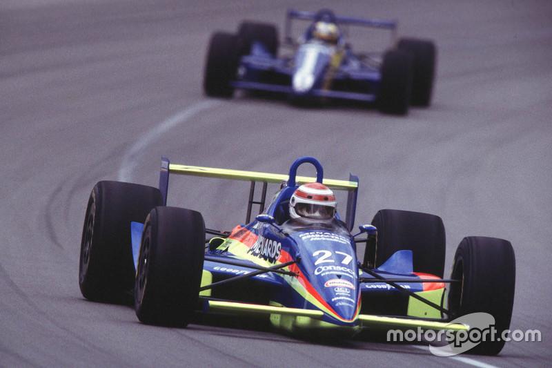 1992: Schwerer Unfall im Training zum Indy 500
